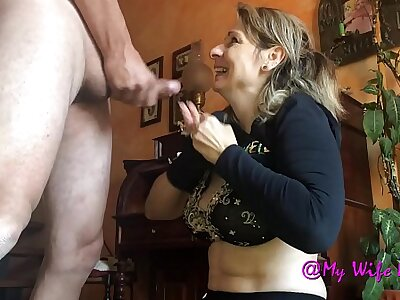 Mature maid gets her pest shattered