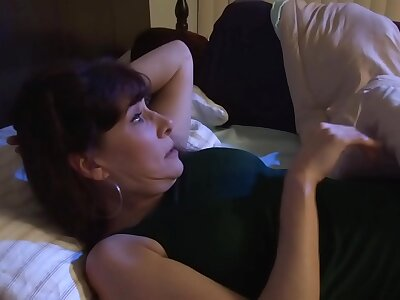 Hot Grown-up Real Amateur MILF WIFE´s Criminal increased by Sexy Chunky Coal-black Blarney Dreams