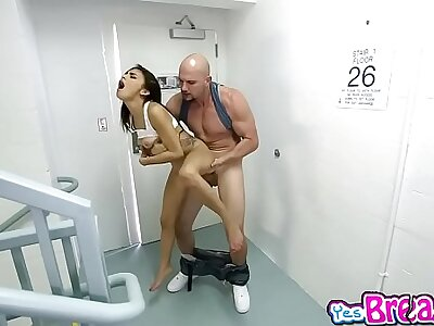 Beamy blinker bushwa plundering that hard to believe shaved pussy