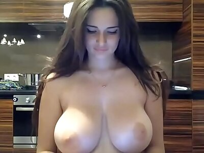 Faultless Chunky Boobs primarily Webcam - JizzCams.org